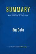 Summary: Big Data