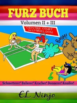 Furz Witzebuch: Lustiges Buch Für Jungen - Witzige Kinderbücher: Witzbuch Für Schulkinder Pups Buch Box Set - Volumen 2 & 3