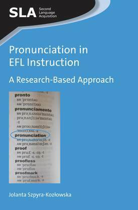 Pronunciation in EFL Instruction: A Research-Based Approach