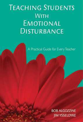 Teaching Students with Emotional Disturbance