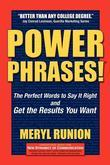 Power Phrases