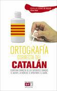 Ortografía correcta del catalán