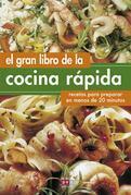 El gran libro de la cocina rápida
