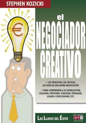 El negociador creativo