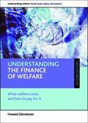 Understanding the finance of welfare (Second edition): What welfare costs and how to pay for it