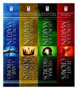 A Game of Thrones 4-Book Bundle: A Song of Ice and Fire Series: A Game of Thrones, A Clash of Kings, A Storm of Swords, and A Feast for Crows