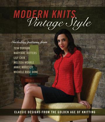 Modern Knits, Vintage Style