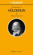 Introduzione a Hölderlin