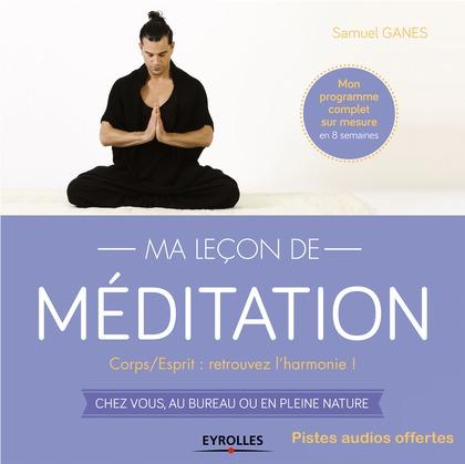Ma leçon de méditation