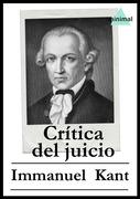 Crítica del juicio