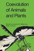 Coevolution of Animals and Plants: Symposium V, First International Congress of Systematic and Evolutionary Biology, 1973