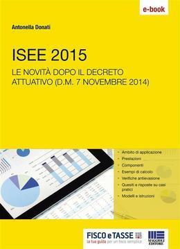 ISEE 2015. Le novità del decreto attuativo