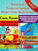Kinderbuch Mit Hund - Lustige Bilderbücher mit Furz Geschichten: Furz Buch: Volumen 1 Teil 2 + Volumen 2 - Box Set