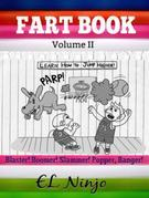 Chapter Books For Kids Age 6-8 - Graphic Novels Kids: Fart Book Volume 2 - Center Court Fart Pleasures