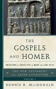 The Gospels and Homer: Imitations of Greek Epic in Mark and Luke-Acts