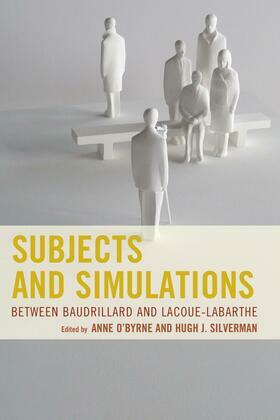 Subjects and Simulations: Between Baudrillard and Lacoue-Labarthe