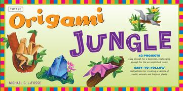 Origami Jungle