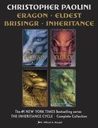 Christopher Paolini - The Inheritance Cycle Complete Collection: Eragon, Eldest, Brisingr, Inheritance