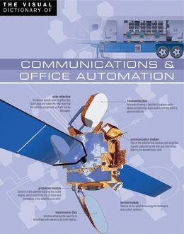 The Visual Dictionary of Communications & Office Automation