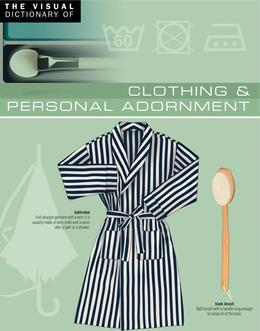 The Visual Dictionary of Clothing & Personal Adornment