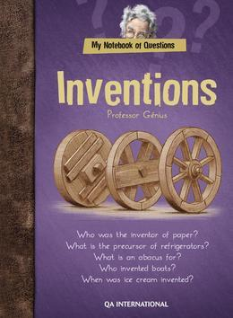 My Notebook of Questions : Inventions