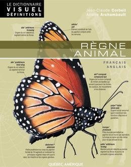 Le Dictionnaire Visuel Définitions - Règne animal