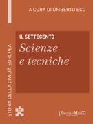 Il Settecento - Scienze e tecniche