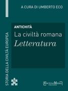Antichità - La civiltà romana - Letteratura