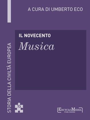 Il Novecento - Musica