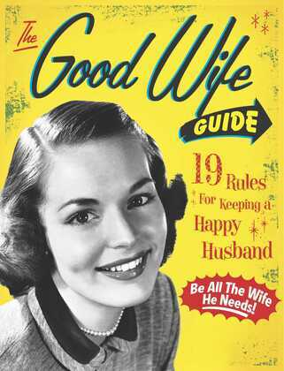 The Good Wife Guide