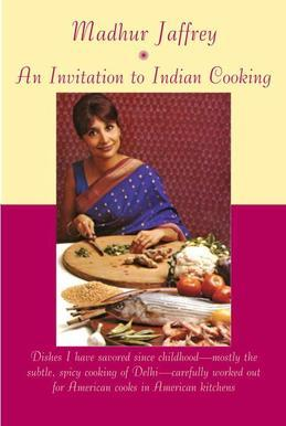 An Invitation to Indian Cooking