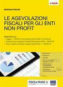 Le agevolazioni fiscali per gli enti non profit