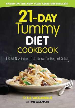 21-Day Tummy Diet Cookbook