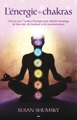L'énergie des chakras