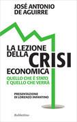 La lezione della crisi economica