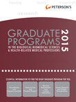 Graduate Programs in the Biological/Biomed Sciences & Health-Related/Med Prof 2015 (Grad 3)