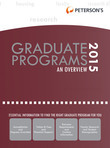 Graduate & Professional Programs: An Overview 2015 (Grad 1)