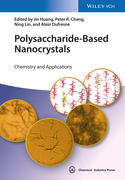 Polysaccharide-Based Nanocrystals: Chemistry and Applications