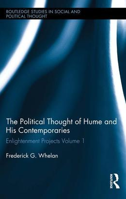 Political Thought of Hume and his Contemporaries: Enlightenment Projects Vol. 1