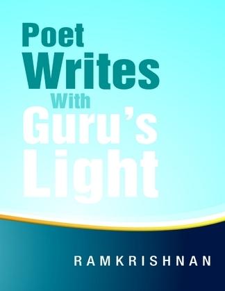 Poet Writes With Guru's Light