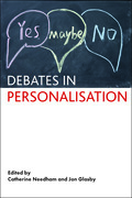Debates in personalisation