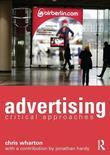 Advertising: Critical Approaches