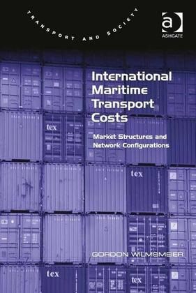 International Maritime Transport Costs: Market Structures and Network Configurations