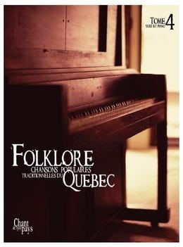 Folklore Voix et Piano Tome 4