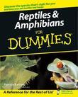 Reptiles and Amphibians For Dummies
