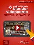 Blender Videocorso. Speciale Natale