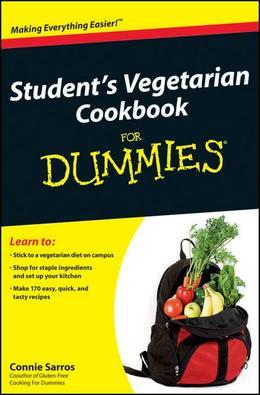 Student's Vegetarian Cookbook for Dummies