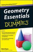 Geometry Essentials For Dummies