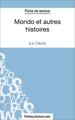 Fiche de lecture : Mondo et autres histoires