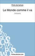 Fiche de lecture : Le Monde comme il va